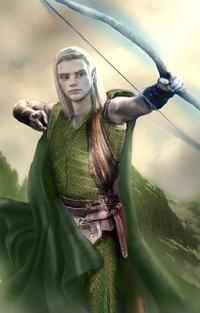 Arcane Archer World Of Charun